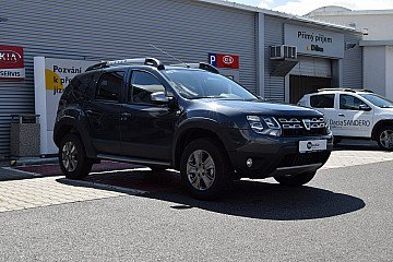 Dacia Duster 1,5 dCi 80kW/109 k 4x4 S&S Exception - A793 - 7006