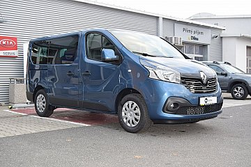 Renault Trafic Passenger Energy dCi 125 Twin Turbo L1H1P1 Cool - DP396 - 7248