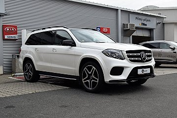 Mercedes-Benz GLS 350 BlueTEC 4MATIC - AMG - CL034 - 7509