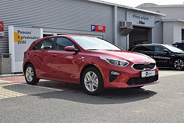 Kia Ceed CD 1,4 CVVT COOL - KM421 - 7742