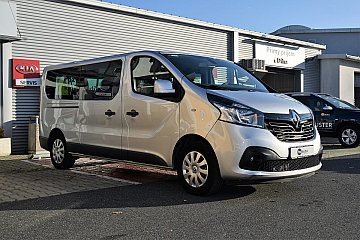 Renault Trafic Passenger Energy dCi 145 Twin Turbo L2H1P2 Cool    - A871 - 7836