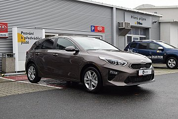 Kia Ceed CD 1,4 T-GDi GPF EXCLUSIVE - KM472 - 7957