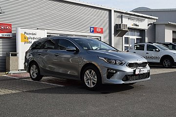Kia Ceed SW CD 1,4 T-GDi  GPF  EXCLUSIVE - KM493 - 8075
