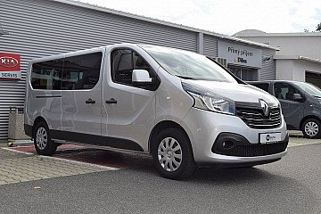 Renault Trafic Passenger Energy Cool Blue dCi 120k L2H1P1 Euro6c - A921 - 8437