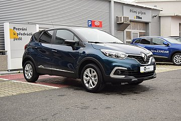 Renault Captur Limited TCe 130 GPF - DP543 - 8582