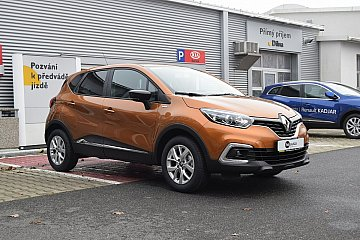 Renault Captur Limited TCe 130 GPF - DP545 - 8590
