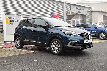 Renault Captur Limited TCe 130 GPF - DP544 - 8591