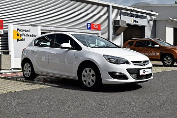 Opel Astra 1,4i 74kW/100k Selection - B521 - 8748