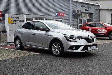 Renault Mégane 1,6 SCe 115k Limited - A992 - 9083