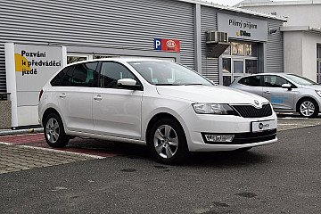 Škoda Rapid 1,2 TSI 110k SPACEBACK Ambition - B547 - 9155